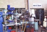 milling machines in stock